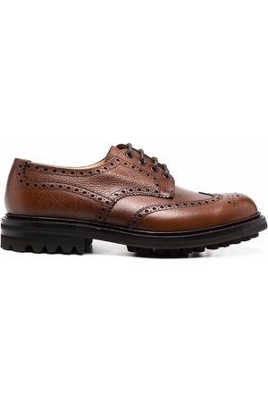 Church's Brogue-detail oxford shoes