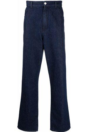 Raf Simons Straight-leg denim jeans