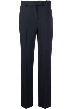 Aspesi Mid-rise tailored trousers