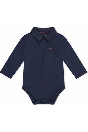 Tommy Hilfiger Pajamas - Logo-embroidered polo pyjamas