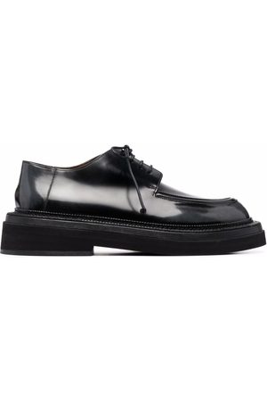 Marsèll Derby leather shoes