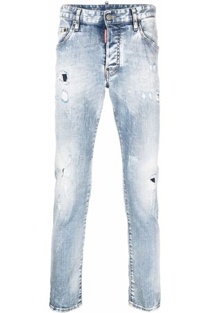 Dsquared2 Ripped skinny jeans