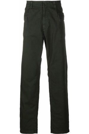 Aspesi Men Cargo Pants - Straight-leg cargo trousers