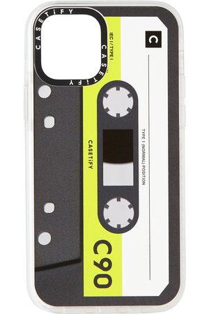 Casetify Phones Cases - Black & Green Cassette Impact iPhone 12 Pro Case