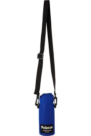 Alexander McQueen Sports Equipment - Blue Water Bottle Pouch