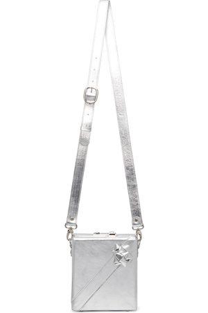 Ernest W. Baker Silver Present Messenger Bag