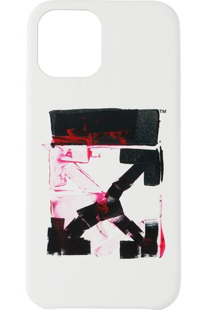 Off-White Acrylic Arrows iPhone 12 Pro Max Case