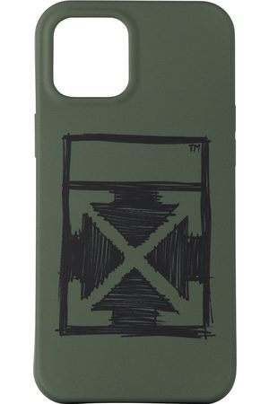OFF-WHITE Negative Mark iPhone 12 Pro Max Case