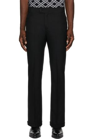 Ernest W. Baker Flared Trousers