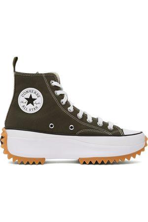 Converse Men Sneakers - Green Run Star Hike Hi Sneakers