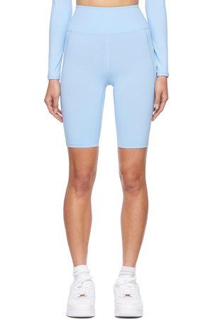 BONDI BORN Blue Dakota Sport Shorts