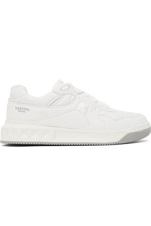 Valentino Garavani Men Sneakers - White One Stud Sneakers