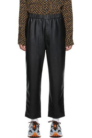 Nanushka Vegan Leather Gabe Trousers