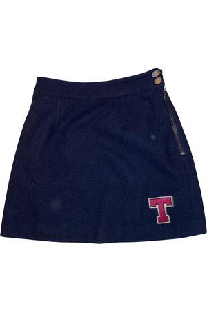 Tommy Hilfiger Women Mini Skirts - Wool mini skirt