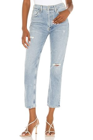 Citizens of Humanity Jolene High Rise Vintage Slim in .