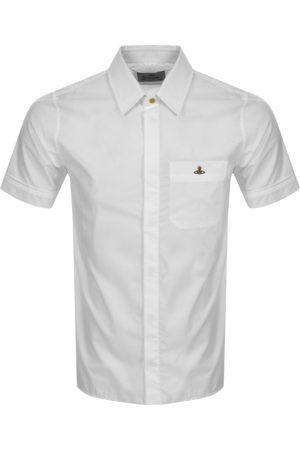 Vivienne Westwood Men Short sleeves - Short Sleeved Shirt