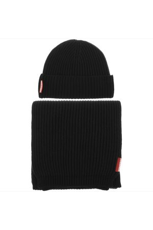 DSQUARED2 Men Beanies - Knit Beanie Hat And Scarf
