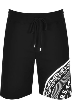 Versace Jeans Couture Print Logo Shorts