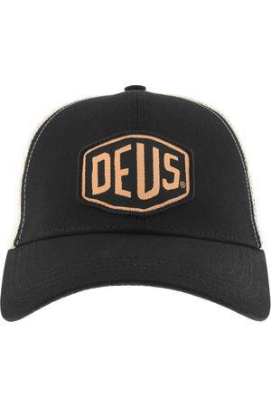 Deus Ex Machina Woven Shield Trucker Cap