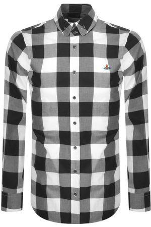Vivienne Westwood Slim Long Sleeved Shirt