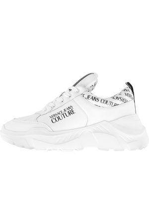 Versace Jeans Couture Logo Trainers