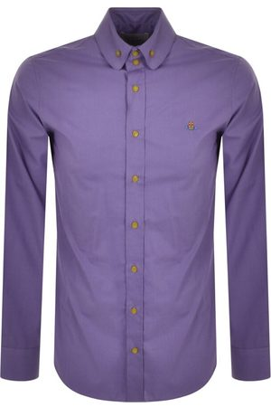 Vivienne Westwood Men Long sleeves - Slim Long Sleeved Shirt
