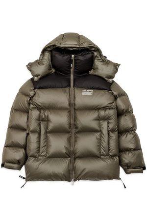 Axel Arigato Men Puffer Jackets - Bi-Colour Neptune Puffer Jacket