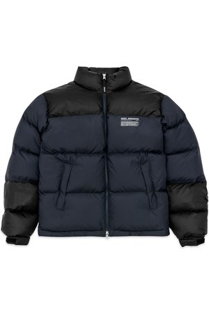Axel Arigato Men Puffer Jackets - Observer Bi-Color Puffer Jacket