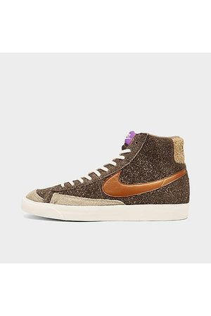 Nike Men Casual Shoes - Men's Blazer Mid '77 Suede Casual Shoes in / Size 7.5 Leather/Suede