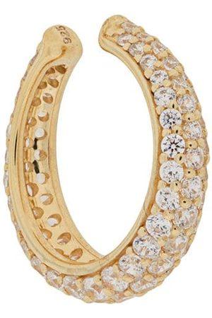 Tom Wood Women Earrings - Crystal-embellished slim ear cuff