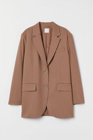 H & M Women Blazers - Oversized Jacket