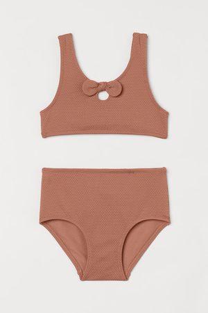 H & M Bow-detail Bikini