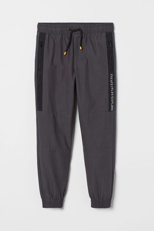 H & M Woven Joggers