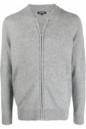 Ron Dorff Men Hoodies - Cashmere tennis jacket - Grey