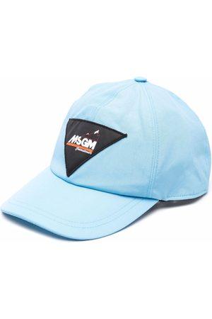 Msgm Logo-patch hat