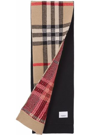 Burberry Kids Vintage Check mixed scarf