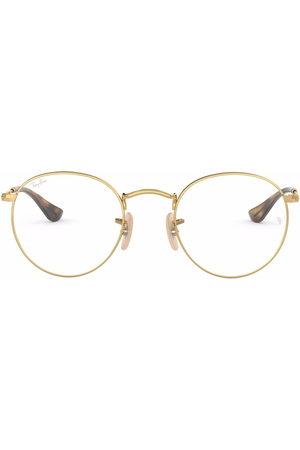 Ray-Ban Sunglasses - Round-frame metal glasses