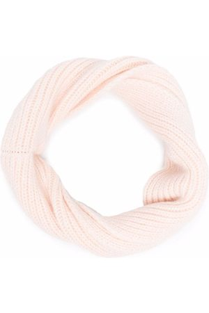 Bonpoint Girls Scarves - Chunky-knit cashmere-wool snood