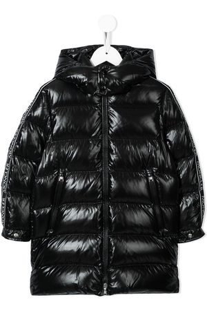 Moncler Enfant Boys Puffer Jackets - Hooded padded coat