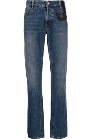 Roberto Cavalli Men Straight - Straight-leg jeans