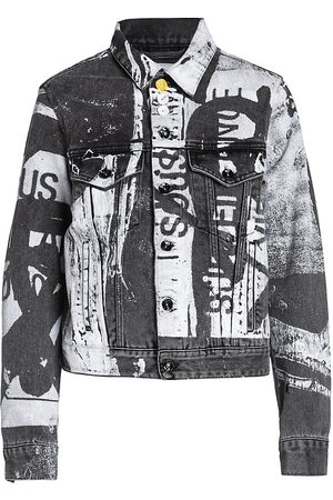 OFF-WHITE Main Tomek Denim Jacket