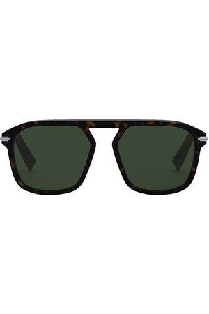 Dior BlackSuit 55MM Square Sunglasses