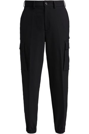 Moncler Cargo Stretch Joggers