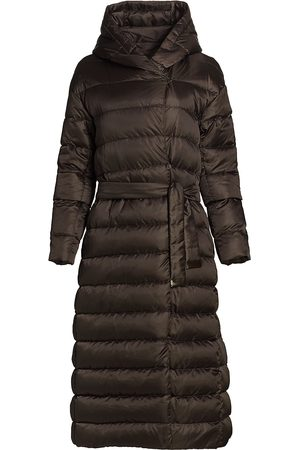 Max Mara Novelo Reversible Wrap Coat