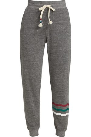 SOL ANGELES Sol Flag Cropped Joggers