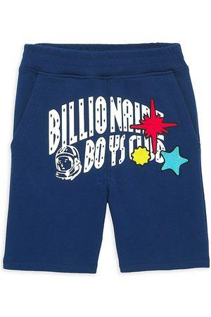 Billionaire Boys Club Little Boy's & Boy's Logo Jogger Shorts
