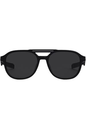 Dior Round Acetate Sunglasses