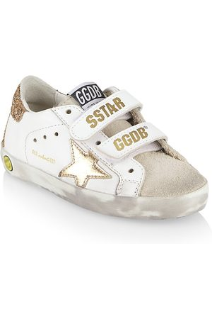 Golden Goose Baby's, Little Girl's & Girl's Old School Leather Sneakers