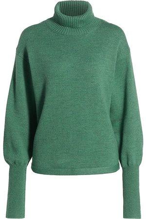 RACHEL COMEY Boedo Wool Turtleneck Sweater