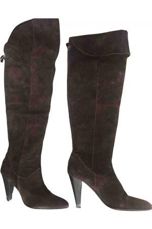 Moschino Cowboy boots